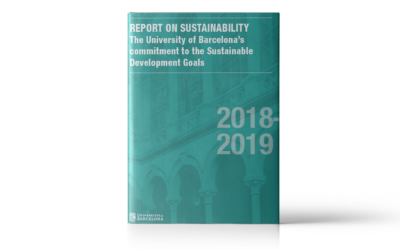 Report on Sustainability 2018 – 2019