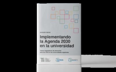 Dosier Reds – Implementando la Agenda 2030 en la universidad